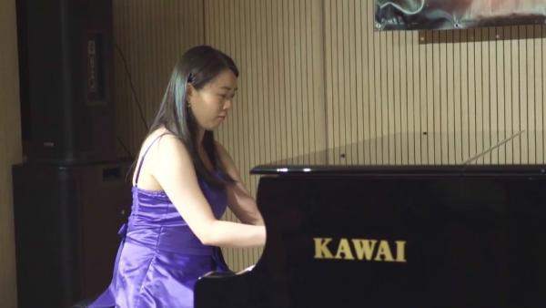 Alice's Piano Performance