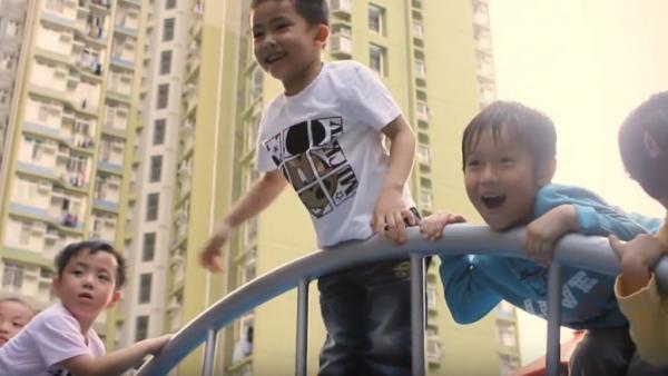 愛 助自閉症孩子